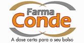 Logotipo da Farmácia Conde