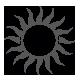 Ícone de sol